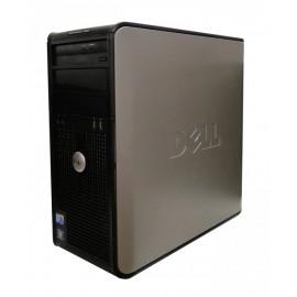Calculator Dell Optiplex 760 Tower, Intel Core 2 Duo E8400 3.00 GHz, 2 GB DDR2, 80 GB HDD RAPTOR SATA, DVD-ROM