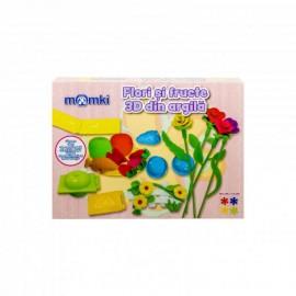 flori-si-fructe-3d-din-argila