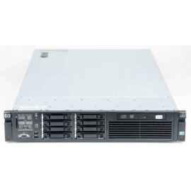Server HP ProLiant DL380 G7, Rackabil 2U, 2 Procesoare Intel Six Core Xeon X5670 2.93 GHz, 48 GB DDR3 ECC, 4 x 146 GB SAS, DVD-ROM, Raid Controller SAS/SATA HP SmartArray P410, iLO3 Adv, 2 x Surse Redundante