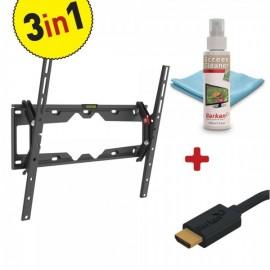 tilt-flat-curved-tv-mountscreen-cleaner