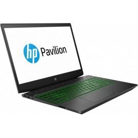 HP PAV I7-8750H 8GB 256GB 1050Ti-4GB DOS