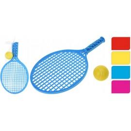 set-tenis-2-rachete-1-mingie