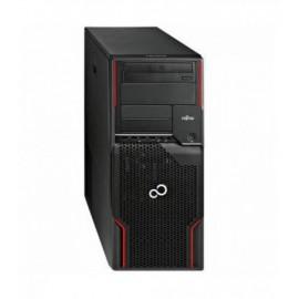 Workstation Fujitsu Celsius W510 Tower, Intel Quad Core Xeon E3-1225 3.1GHz, 8 GB DDR3, 500 GB HDD SATA, DVD-ROM, Carcasa Grad B