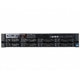 Server DELL PowerEdge R720, Rackabil 2U, 2 Procesoare Intel Six Core Xeon E5-2640 2.5 GHz, 64 GB DDR3 ECC Reg, 8 x 1 TB HDD SAS, Raid Controller SAS/SATA DELL Perc H710mini, iDRAC 7 Ent, 2 x Surse Redundante, 2 Ani Garantie