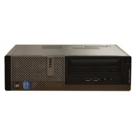 Calculator Dell Optiplex 390 Desktop, Intel Core i5 Gen 2 2400 3.1 GHz, 4 GB DDR3, 250 GB HDD SATA, DVD-ROM, Windows 10 Pro, 3 Ani Garantie
