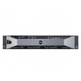 Server DELL PowerEdge R730, Rackabil 2U, 2 Procesoare Intel Ten Core Xeon E5-2660 v3 2.6 GHz, 32 GB DDR4 ECC Reg, 3 x 4 TB HDD SATA, Raid Controller SATA DELL Perc S130, iDrac 8 Ent, 2 Surse Redundante, 4 Ani Garantie