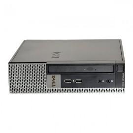 Calculator Dell Optiplex 9020 Desktop USFF, Intel Core i5 Gen 4 4570S 2.9 GHz, 4 GB DDR3, 256 GB SSD NOU, DVDRW, Windows 10 Home, 3 Ani Garantie