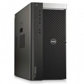 Workstation DELL Precision T7910 Tower, 2 x Intel Octa Core Xeon E5-2640 v3 2.6 GHz, 32 GB DDR4 ECC, 600 GB HDD SAS, Placa Video NVIDIA Quadro M4000 8 GB GDDR5, Windows 10 Pro, 3 Ani Garantie