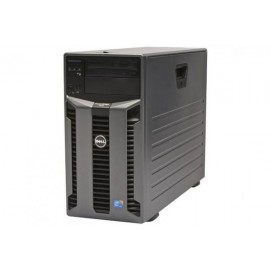 Server DELL PowerEdge T610 Tower, 2 Procesoare Intel Six Core Xeon E5645 2.4 GHz, 48 GB DDR3 ECC Reg, 4 x 4 TB SAS, DVD-ROM, Raid Controller SAS/SATA DELL Perc 6i, iDrac 6 Ent, 2 x Surse Redundante, 2 Ani Garantie