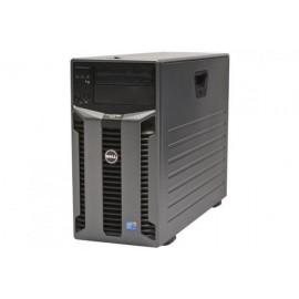 Server DELL PowerEdge T610 Tower, 2 Procesoare Intel Six Core Xeon E5645 2.4 GHz, 48 GB DDR3 ECC Reg, 2 x 8 TB SAS, DVD-ROM, Raid Controller SAS/SATA DELL Perc 6i, iDrac 6 Ent, 2 x Surse Redundante, 2 Ani Garantie