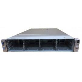 Server HP ProLiant DL380e G8, Rackabil 1U, 2 Procesoare Intel Octa Core Xeon E5-2450L 1.8 GHz, 8 GB DDR3 ECC Reg, 4 x 8 TB SAS + 2 bay-uri de 3.5inch, Raid Controller SAS/SATA HP SmartArray P420, iLO4 Adv, 2 x Surse Redundante, 4 ANI GARANTIE