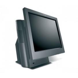 Sistem POS IBM SurePOS 4852-566, Display 15inch Touchscreen, Intel Celeron Dual Core E1500 2.2 GHz, 4 GB DDR2, 250 GB HDD SATA, 2 Ani Garantie