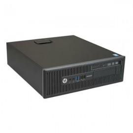 Calculator HP EliteDesk 800 G1 Desktop, Intel Core i3 4130 3.4 GHz, 8 GB DDR3, 1 TB HDD SATA, DVDRW, Windows 10 Pro, 3 Ani Garantie