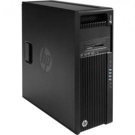 Workstation HP Z440 Tower, Intel Six Core Xeon E5-1650 v4 3.6 GHz, 16 GB DDR4 ECC, 1 TB HDD SATA, Placa Video NVIDIA Quadro K2200 4 GB DDR5, 128-bit, 3 Ani Garantie