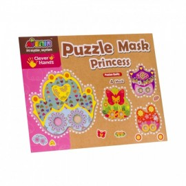 masca-din-puzzle-printesa