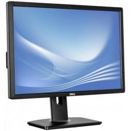 Monitor 24 inch LED Full HD, Dell U2412M, Black & Silver, Lipsa Picior