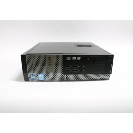 Calculator Dell Optiplex 790 Desktop SFF, Intel Core i5 Gen 2 2400 3.1 GHz, 4 GB DDR3, 128 GB SSD, DVDRW, Windows 10 Pro, 3 Ani Garantie