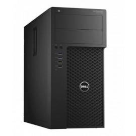 Workstation DELL Precision T3620 Tower, Intel Core i7 Gen 7 7700 3.6 Ghz, 8 GB DDR4, 500 GB SSD, Placa Video NVIDIA Quadro P600, 2 GB GDDR5, Windows 10 Pro, 3 Ani Garantie