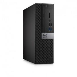 Calculator Dell Optiplex 5050 Desktop SFF, Intel Core i5 Gen 6 6500 3.2 GHz, 4 GB DDR4, 2 TB HDD SATA, DVDRW, Windows 10 Pro, 3 Ani Garantie
