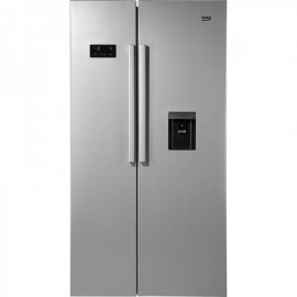 FRIGIDER  BEKO GN163221S SIDE-BY-SIDE